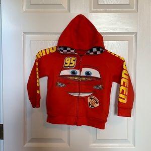Other - Lightning McQueen Hooded Jacket